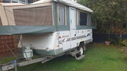 Jayco Swan Off Road Camper