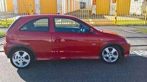 2005 Holden Barina Hatchback (SRI in red) Melbourne CBD Melbourne City Preview