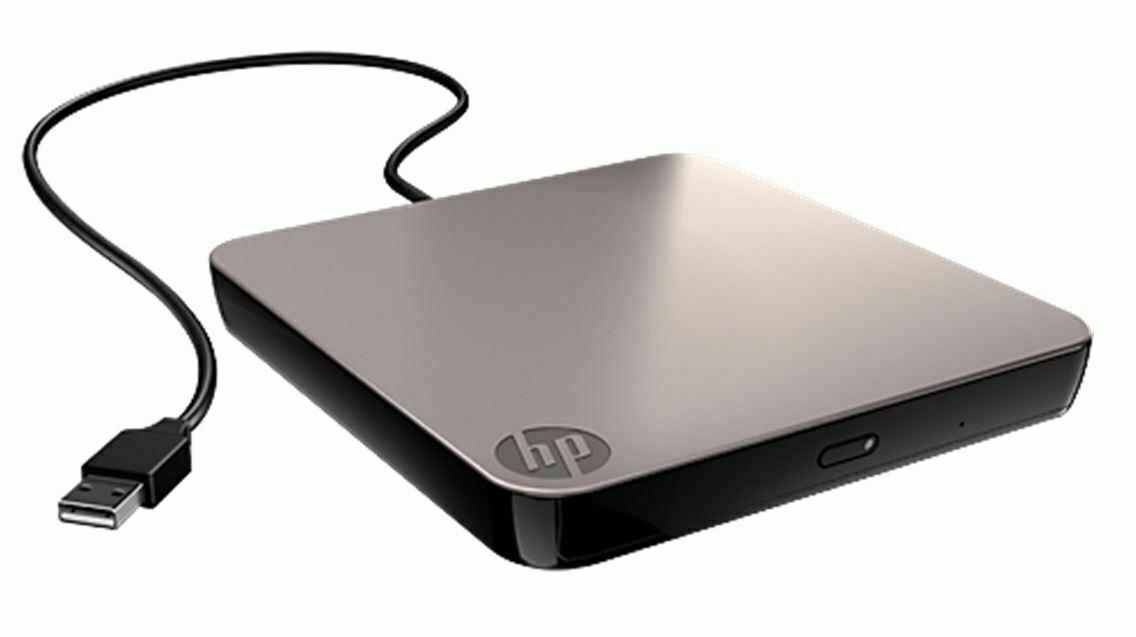 """""""NEW""""  SEALED HP USB EXTERNAL DVD-RW BURNER 659940-001 A2U57"""