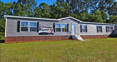 New Live Oak Iron Man 4br2ba Mobile Home 2254 Sq Ft Factory Direct-alabama