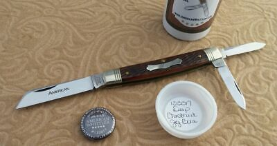 Great Eastern Cutlery GEC Northfield 13 American Whittler Knife SFO