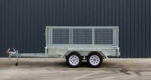 9x5 Tandem Axle Box Trailer FULLY GALVANISED Moss Vale Bowral Area Preview