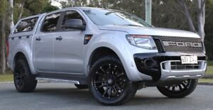 2014 PX XL FORD RANGER 4X4 REGO RWC Southport Gold Coast City Preview