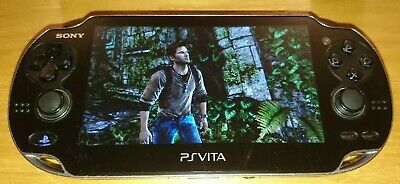 FULLY TESTED - Sony PS Vita WiFi Consoles - OLED Screen - Playstation PCH-1003