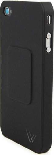 Cover Vaveliero Dual SIM per iPhone 4/4S - Nero