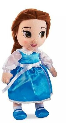 Disney Beauty and the Beast Belle Plush Animators Toddler Doll 12