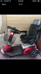 Shoprider Medical Mobility Scooter