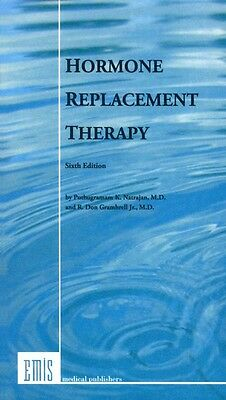 - HORMONE REPLACEMENT THERAPY Essential Medical Info. System, Softcover Brand New