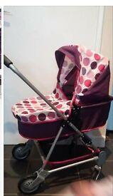 mamas and papas dolls pram pushchair