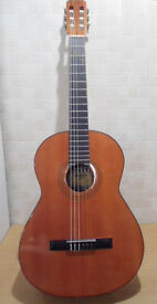 Vintage Hohner classical guitar