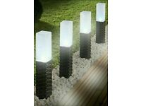 Rattan Solar Lights (new)