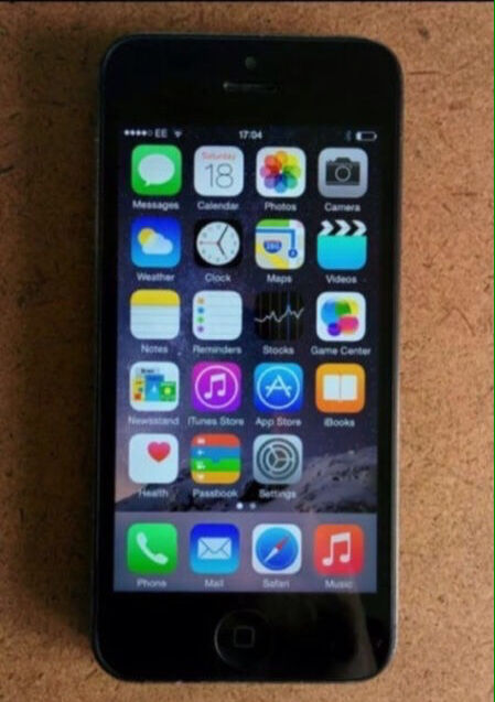 iPhone 5 Factory Unlocked to all Networks Good Condition Can Deliverin Sandwell, West MidlandsGumtree - iPhone 5 Factory Unlocked to all Networks Good Condition Can Deliver Comes with Charger £11507961917242 Can deliver locally for £5