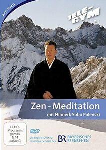 TELE-GYM-21-ZEN-MEDITACIoN-CON-ESQU-DE-JASON-POLAND-DVD-nuevo-4015190011381