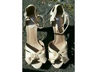 Monsoon ladies shoes- never worn size 41