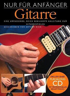 GITARRENSCHULE mit CD, Akustik, Western, E-Gitarre von Bosworth für Anfänger!BO6