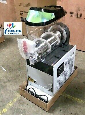 New 10l Margarita Frozen Cocktail Maker Slushie Machine Slush Puppie Icee