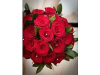silk wedding flowers, top quality, various styles colours, order only prices vary. please ask
