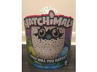 HATCHIMAL brand new in box