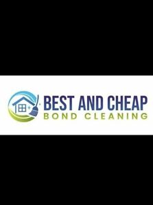 Best and cheap bond and carpet cleaning