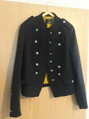 Bershka military style jacket size S for sale  Shipping to Nigeria