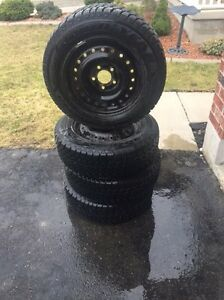 Snow Tires for Sale - Excellent Condition