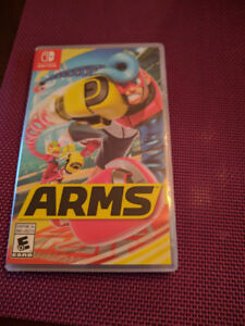 Arms (Switch