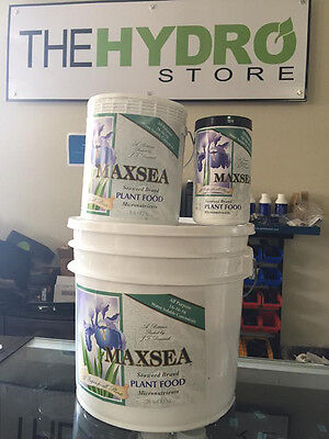 Maxsea 16-16-16 ALL PURPOSE Plant Food-Water Soluble Seaweed nutrient - Water Soluble All Purpose Plant