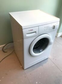 Bosch Washing Machine - REDUCED FOR QUICK SALE