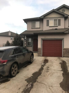 2 Story 2 Bdrm Townhouse For Rent SE Edmonton