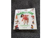 Toddler Play book - ideas on how to play with your toddler