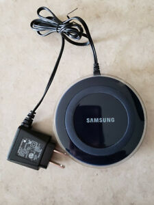 Samsung Wireless Fast Charger &  Wall Charger