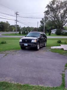 2003 Ford Explorer Sport XLT Convenience SUV, Crossover