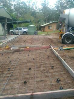 Rocket Rolfe - Bobcat and excavation  (All things Concreting)