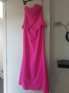 Seduce Pink Ball Gown