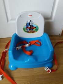 Thomas the tank engine play booster seat