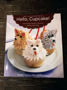 NEW! Cute Cupcake Decorating Book