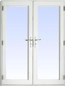 Garden Patio Doors - Sunview Essex Vinyl Garden/Swing Patio Door - We have a large selection of doors!!