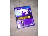 Guitar hero Live with USB dongle and guitar