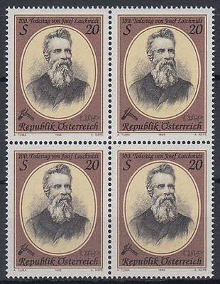 Österreich Austria 1995 ** Mi.2163 Loschmidt Physikochemiker Chemist [sr835]