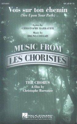 Vois sur ton chemin Die Kinder des Monsieur Mathieu Les Choristes Noten für Chor