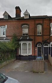 REGIONAL HOMES ARE PLEASED TO OFFER: STUDIO BEDSIT, STANMORE ROAD, EDGBASTON, BILLS INCLUDED!!!