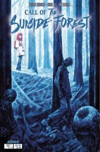 Call of the Suicide Forest #1 Small Print Run Willing to Ship