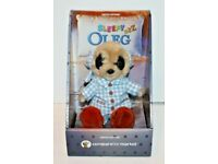 Limited Edition Sleepy Oleg Toy Compare The Meerkat * Brand New with Certificate