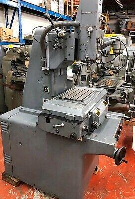 Sip Model Mp-1h Precision Jig Boring Machine