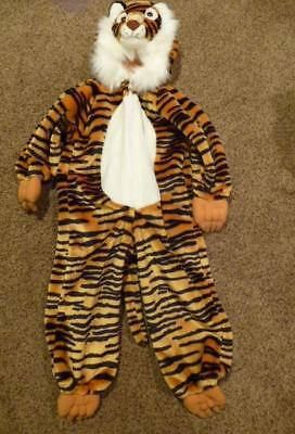 Tiger Kids Plush Costume 2T 3T 36