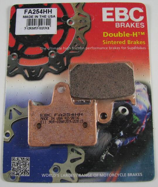 SUZUKI GSXR750 K4 K5 REAR BRAKE PADS 04-05 EBC FA254