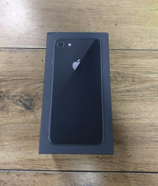 APPLE IPHONE 8 64GB - LOCKED TO VODAFONE - BRAND NEW - APPLE WARRANTY OCT 2018