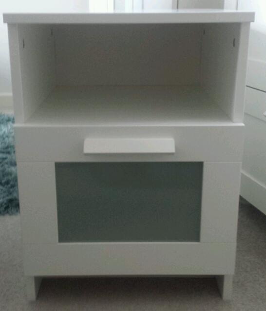 Like new Ikea drawers
