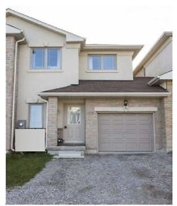 2 years old Townhouse 3-bds and 3-whrs $1600+utilities