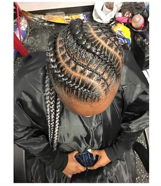 Black Afro Caribbean Hairdressing Hairdresser Mobile